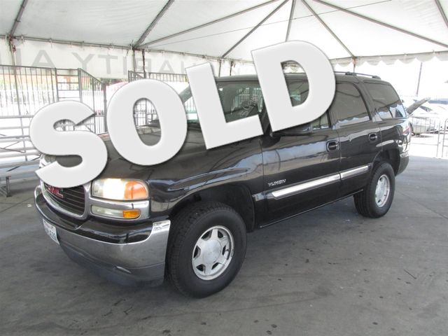 2005 GMC Yukon SLE This particular Vehicle comes with 3rd Row Seat Please call or e-mail to check