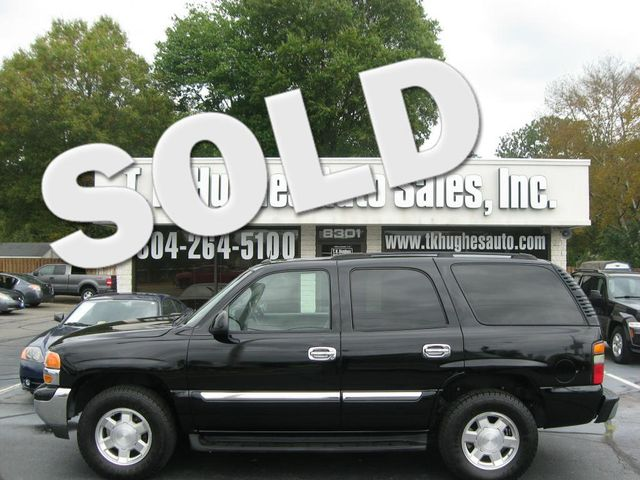 2005 GMC Yukon SLT 4X4 Richmond, Virginia 0