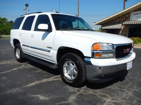 2005 GMC Yukon SLE in Wichita Falls, TX