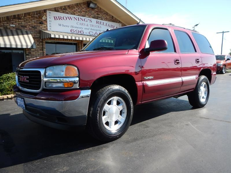 2005 GMC Yukon SLT in Wichita Falls, TX
