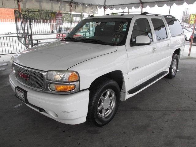 2005 GMC Yukon XL Denali This particular Vehicle comes with 3rd Row Seat Please call or e-mail to