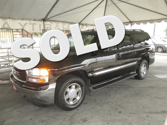 2005 GMC Yukon XL SLT This particular Vehicle comes with 3rd Row Seat Please call or e-mail to ch