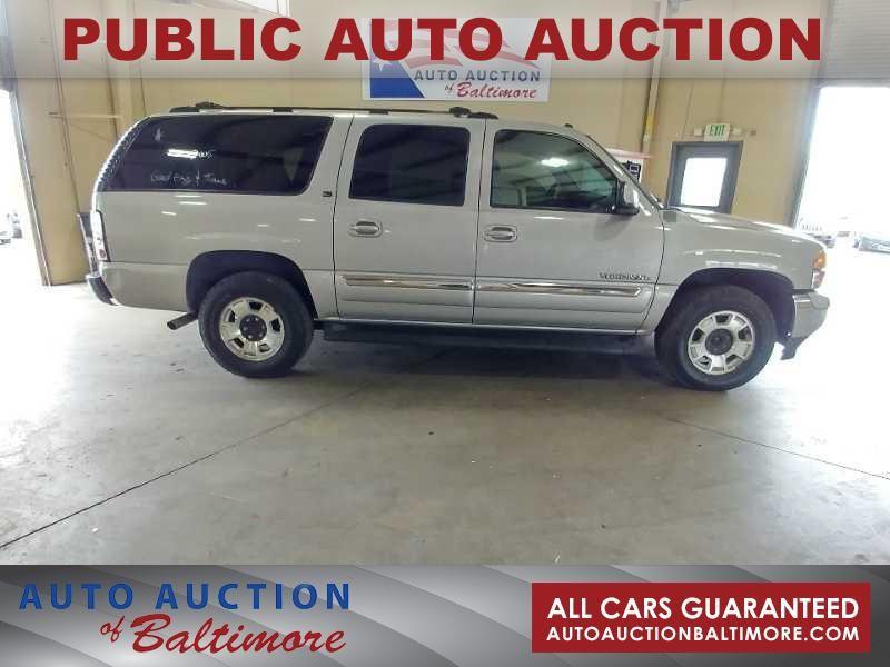 2005 GMC Yukon XL SLT | JOPPA, MD | Auto Auction of Baltimore  in JOPPA MD