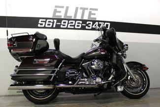 2005 Harley Davidson Electra Glide Ultra Classic FLHTCUI Boynton Beach, FL 35