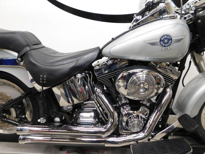 2005 Harley-Davidson Fat Boy FLSTFI in Eden Prairie, Minnesota