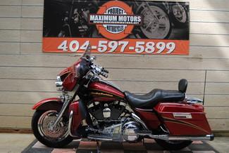 2005 Harley Davidson FLHTCSE2 Screamin Eagle Electra Jackson, Georgia 17