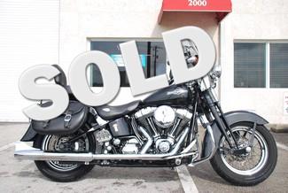 2005 Harley Davidson FLSTSC Softail Springer Classic !!! $188 PER MONTH (WAC) Dania Beach, Florida