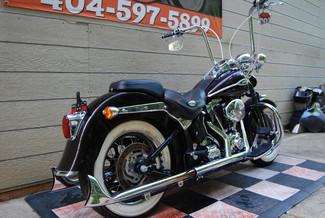 2005 Harley Davidson FLSTSI Heritage Springer Jackson, Georgia 1