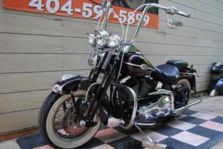 2005 Harley Davidson FLSTSI Heritage Springer Jackson, Georgia 8