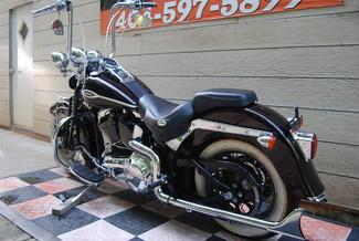 2005 Harley Davidson FLSTSI Heritage Springer Jackson, Georgia 9