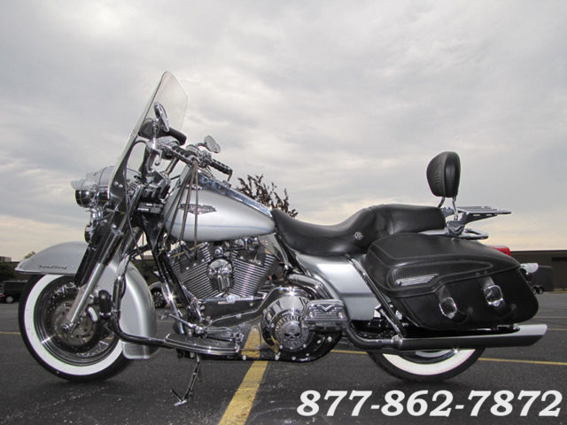 2005 Harley-Davidson ROAD KING CLASSIC FLHRCI ROAD KING CLASSIC McHenry, Illinois 1