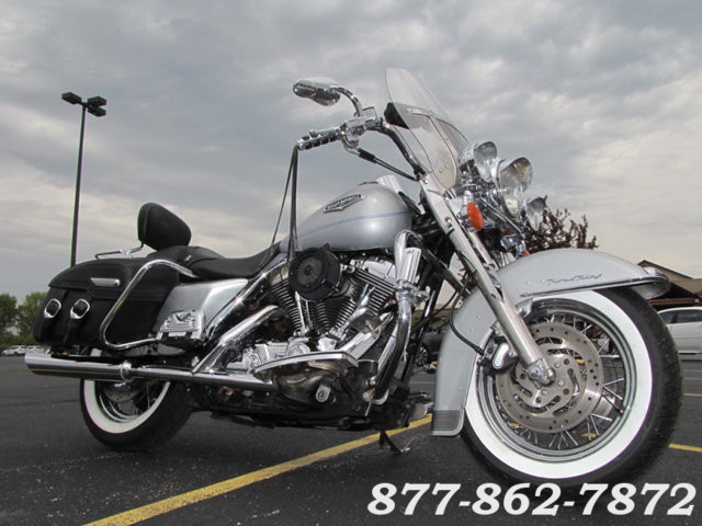 2005 Harley-Davidson ROAD KING CLASSIC FLHRCI ROAD KING CLASSIC McHenry, Illinois 2
