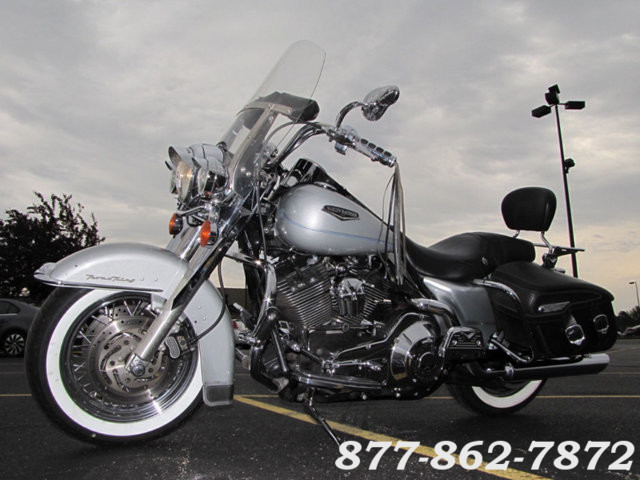 2005 Harley-Davidson ROAD KING CLASSIC FLHRCI ROAD KING CLASSIC McHenry, Illinois 37