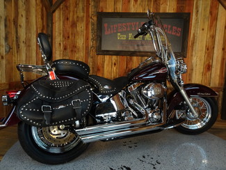 2005 Harley-Davidson Softail® Heritage Softail® Classic Anaheim, California 13