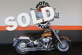 2005 Harley Davidson SOFTAIL DELUXE FLSTNI Arlington, Texas