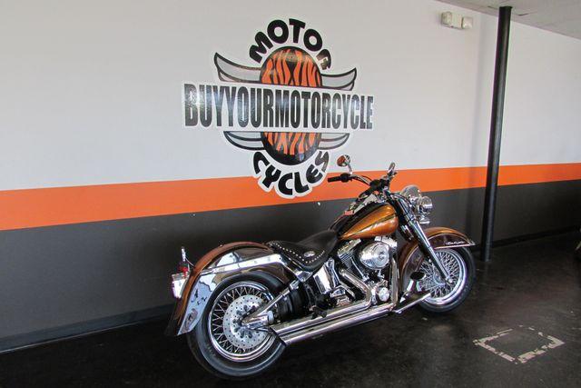 2005 Harley Davidson SOFTAIL DELUXE FLSTNI Arlington, Texas 1