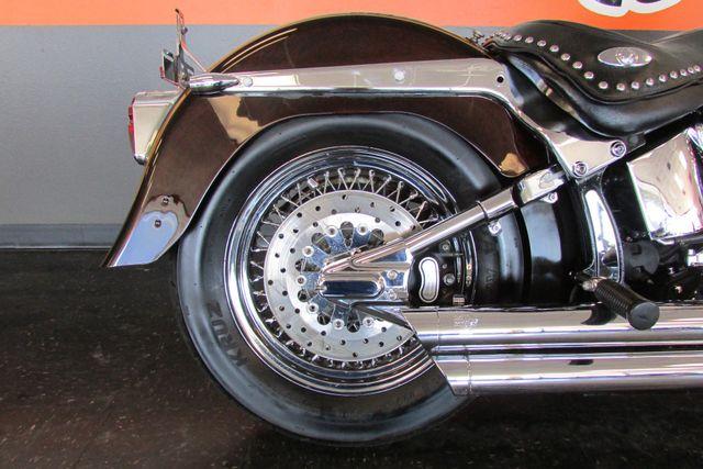 2005 Harley Davidson SOFTAIL DELUXE FLSTNI Arlington, Texas 11