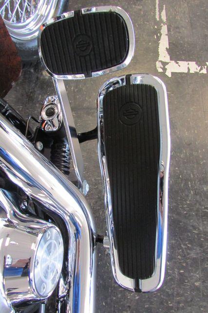 2005 Harley Davidson SOFTAIL DELUXE FLSTNI Arlington, Texas 14