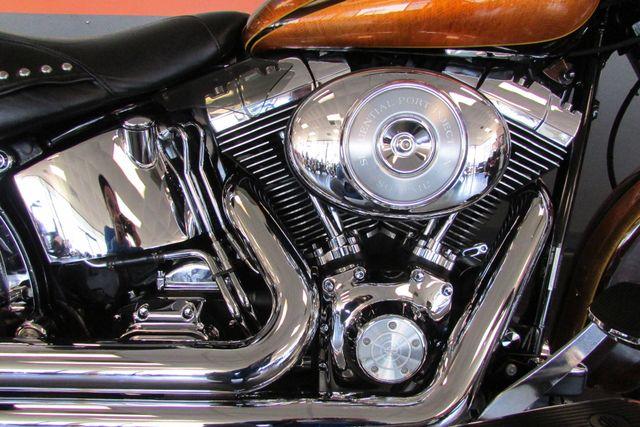 2005 Harley Davidson SOFTAIL DELUXE FLSTNI Arlington, Texas 15