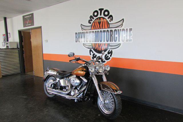 2005 Harley Davidson SOFTAIL DELUXE FLSTNI Arlington, Texas 2