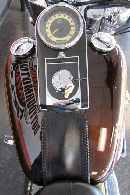 2005 Harley Davidson SOFTAIL DELUXE FLSTNI Arlington, Texas 24