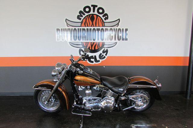 2005 Harley Davidson SOFTAIL DELUXE FLSTNI Arlington, Texas 29
