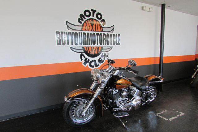 2005 Harley Davidson SOFTAIL DELUXE FLSTNI Arlington, Texas 30