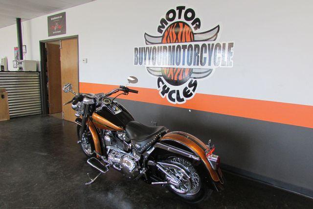2005 Harley Davidson SOFTAIL DELUXE FLSTNI Arlington, Texas 31