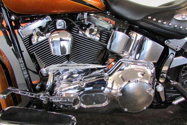 2005 Harley Davidson SOFTAIL DELUXE FLSTNI Arlington, Texas 35
