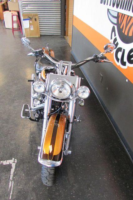 2005 Harley Davidson SOFTAIL DELUXE FLSTNI Arlington, Texas 4