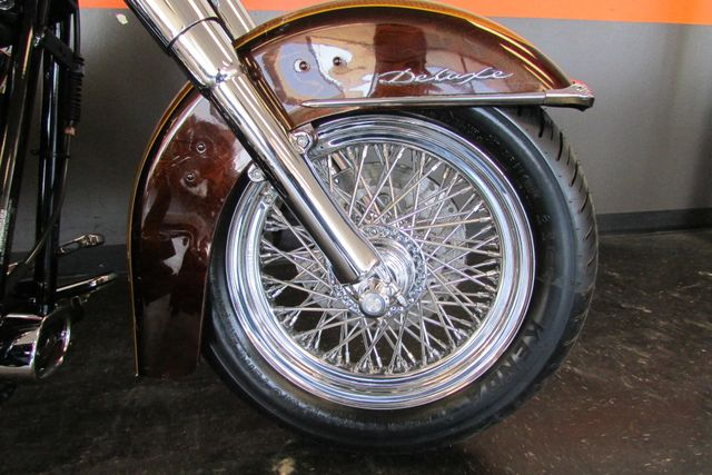 2005 Harley Davidson SOFTAIL DELUXE FLSTNI Arlington, Texas 7