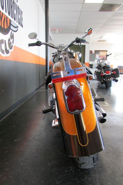 2005 Harley Davidson SOFTAIL DELUXE FLSTNI Arlington, Texas 8