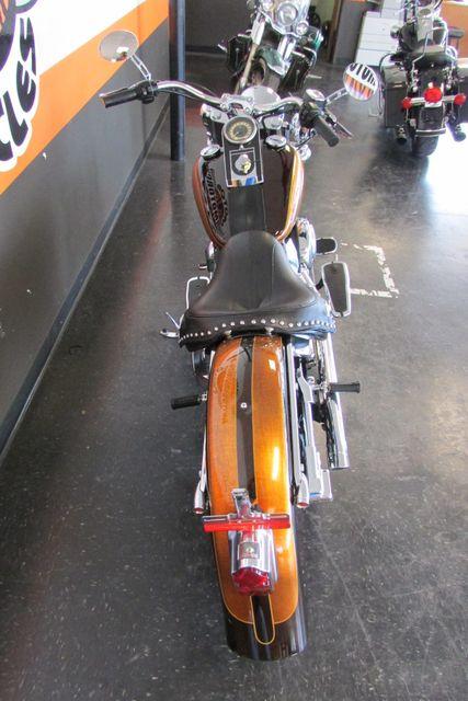 2005 Harley Davidson SOFTAIL DELUXE FLSTNI Arlington, Texas 9