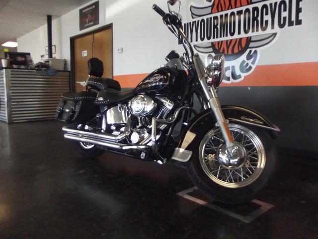 2005 Harley-Davidson Heritage Softail® Classic FLSTC Arlington, Texas 2