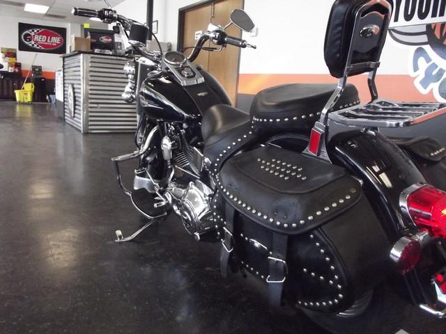 2005 Harley-Davidson Heritage Softail® Classic FLSTC Arlington, Texas 17