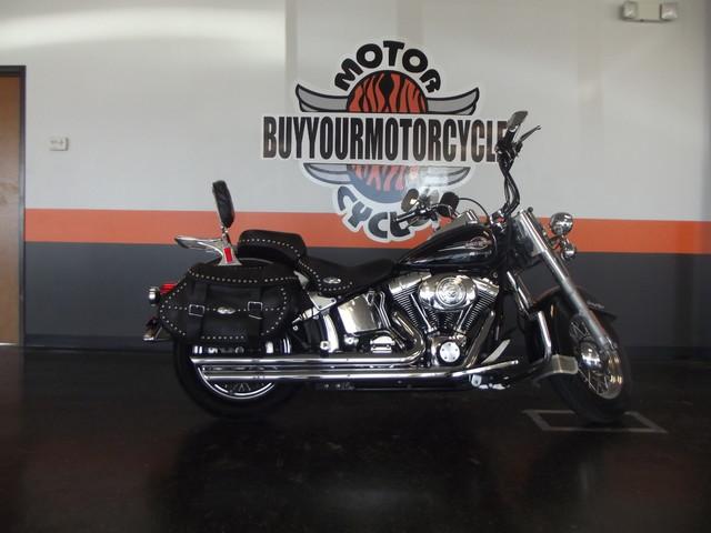 2005 Harley-Davidson Heritage Softail® Classic FLSTC Arlington, Texas 0