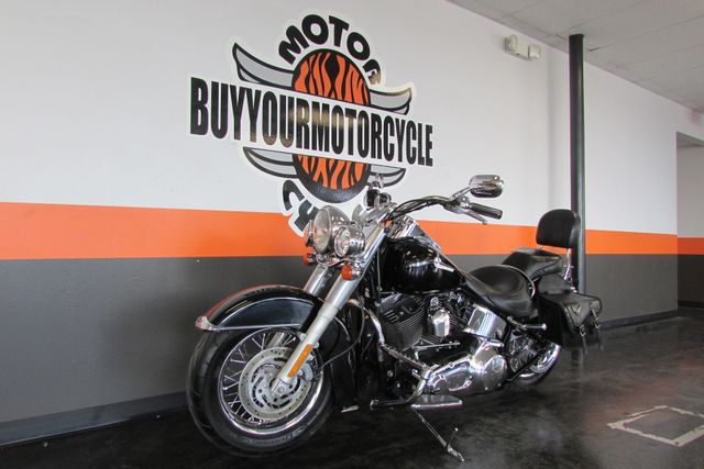 2005 Harley-Davidson Softail® Deluxe Arlington, Texas 33