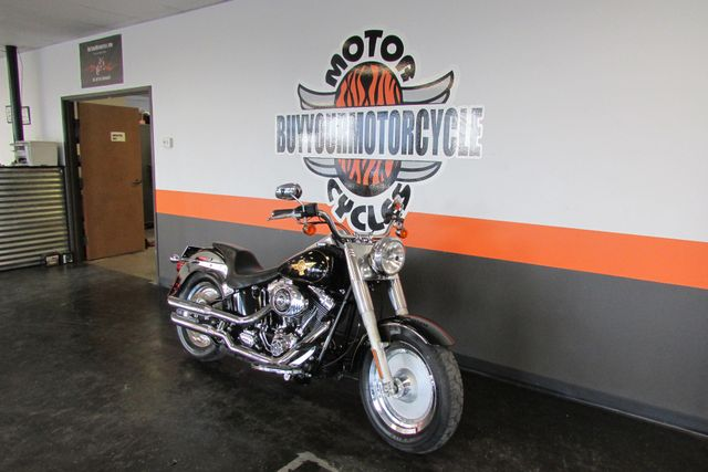 2005 Harley-Davidson Softail® Fat Boy® Arlington, Texas 2