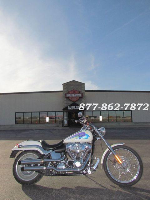 2005 Harley-Davidson SOFTAIL DEUCE FXSTDI DEUCE FXSTDI McHenry, Illinois 32
