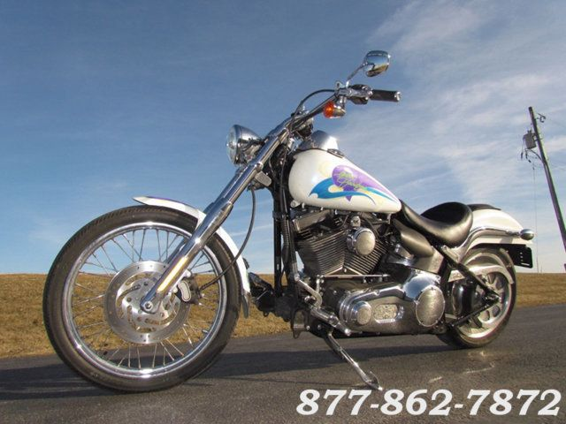 2005 Harley-Davidson SOFTAIL DEUCE FXSTDI DEUCE FXSTDI McHenry, Illinois 35