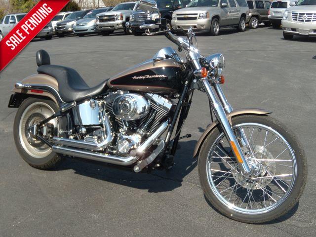 2005 Harley-Davidson Softail® Deuce™ Ephrata, PA 0