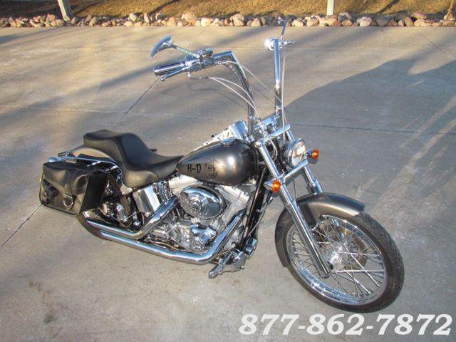 2005 Harley-Davidson SOFTAIL FXSTI FXSTI McHenry, Illinois 36