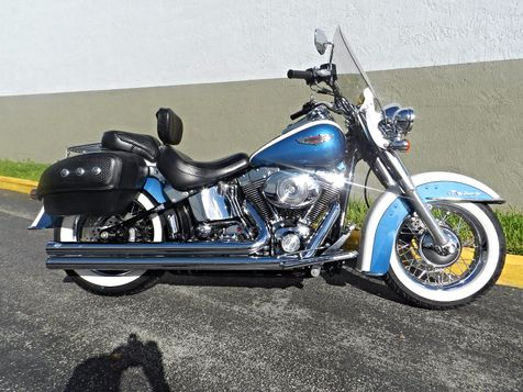 2005 Harley-Davidson Softail® Deluxe in Hollywood, Florida