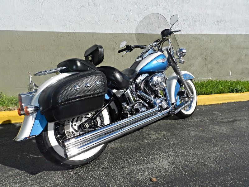 2005 Harley-Davidson Softail Deluxe  city Florida  MC Cycles  in Hollywood, Florida