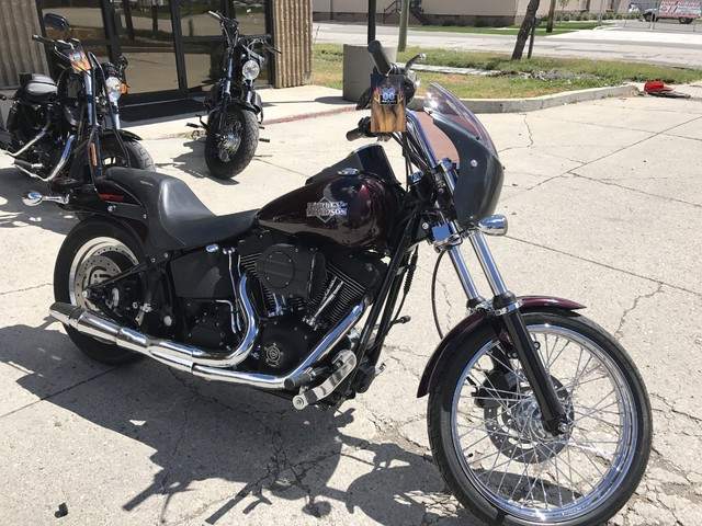 2005 Harley-Davidson Softail® Night Train® Ogden, Utah 1