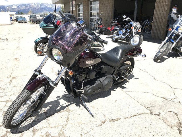 2005 Harley-Davidson Softail® Night Train® Ogden, Utah 4