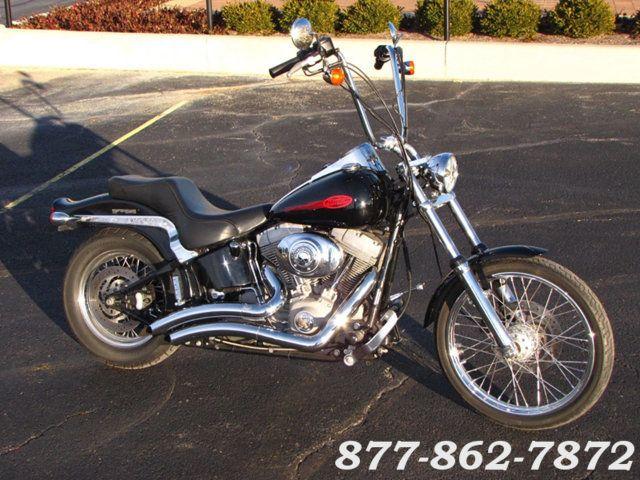 2005 Harley-Davidson SOFTAIL STANDARD FXST STANDARD FXST McHenry, Illinois 32