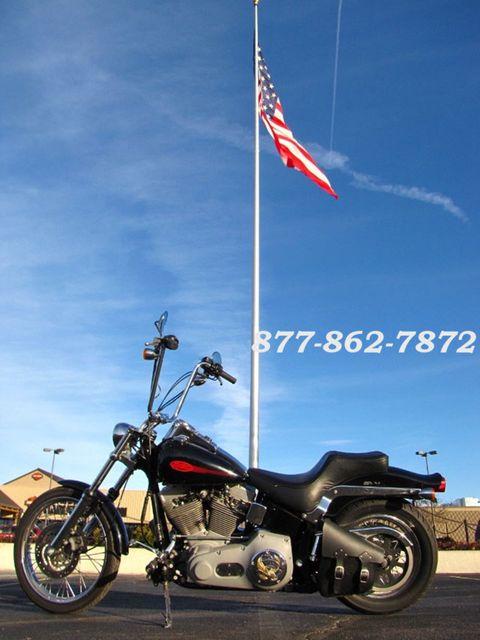 2005 Harley-Davidson SOFTAIL STANDARD FXST STANDARD FXST McHenry, Illinois 38