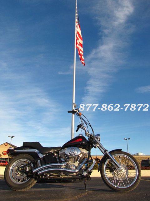 2005 Harley-Davidson SOFTAIL STANDARD FXST STANDARD FXST McHenry, Illinois 39