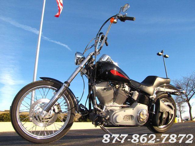 2005 Harley-Davidson SOFTAIL STANDARD FXST STANDARD FXST McHenry, Illinois 4